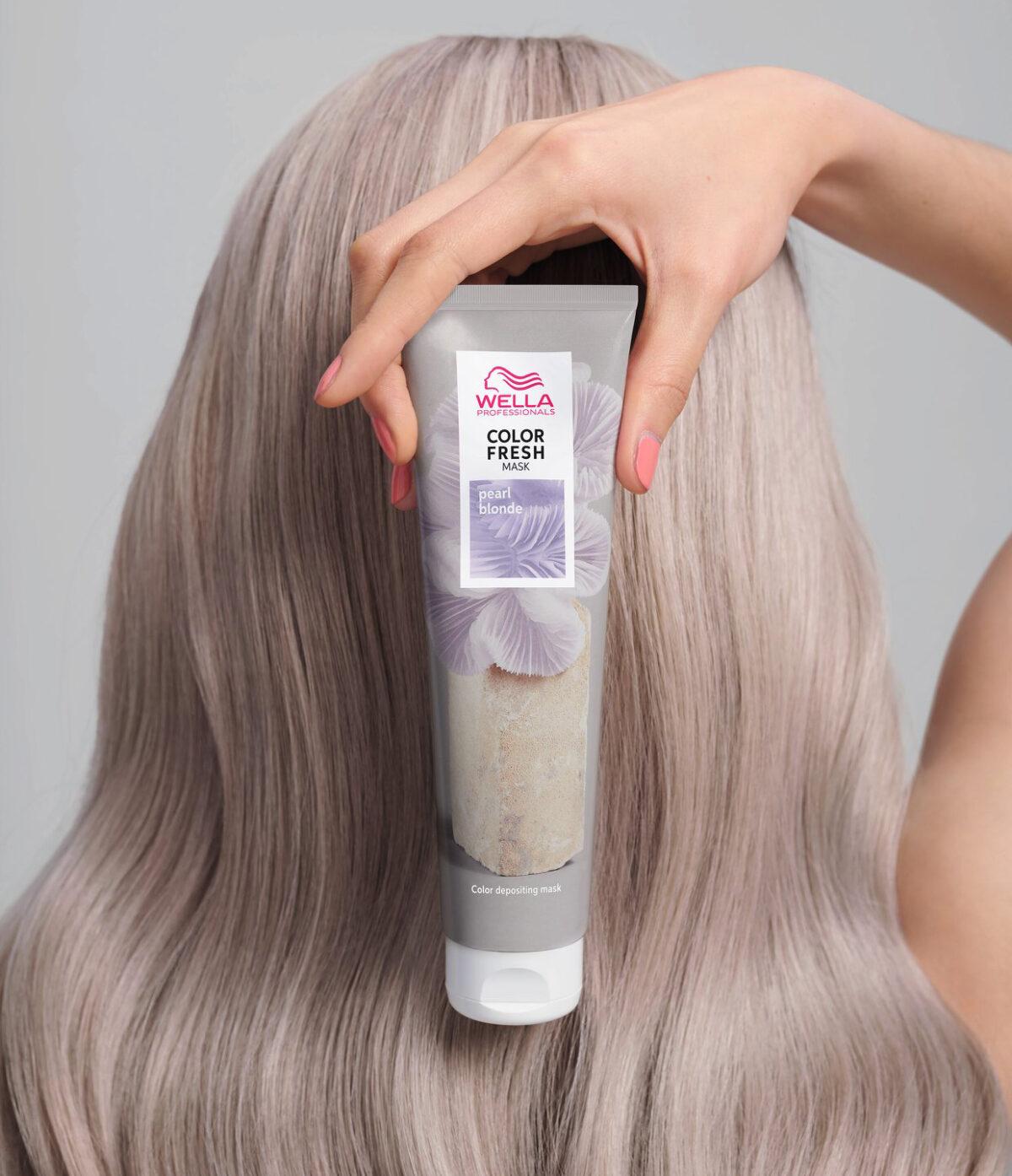 Masque pour entretenir ses cheveux colorés
